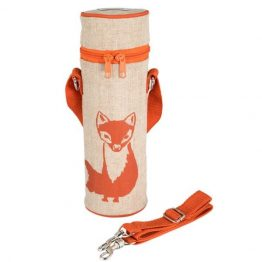 SoYoung Water Bottle Bag Orange Fox