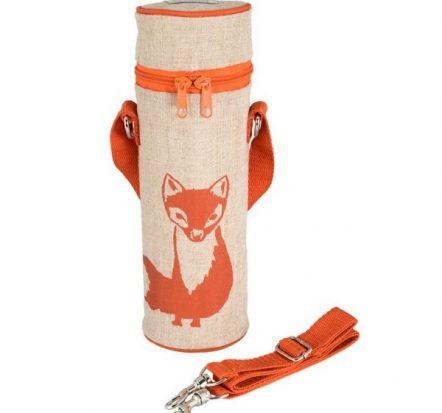 SoYoung Water Bottle Bag Orange Fox