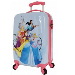 Disney Princess Hard Shell 19 Inch Suitcase