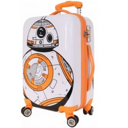 Star Wars BB8 Hard Shell 19 Inch Suitcase
