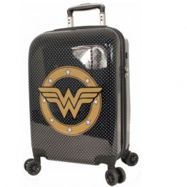 Wonder Woman Hard Shell 19 Inch Suitcase