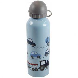 Bobble Art Stainless Steel Drink Bottle Cars