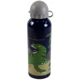 Bobble Art Stainless Steel Drink Bottle Dinosaur