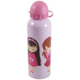 Bobble Art Stainless Steel Drink Bottle Dolls