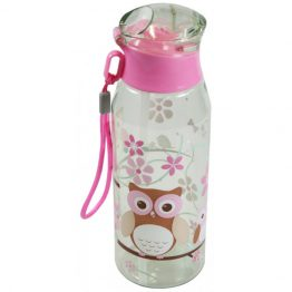 Bobble Art Owl Tritan Drink Bottle