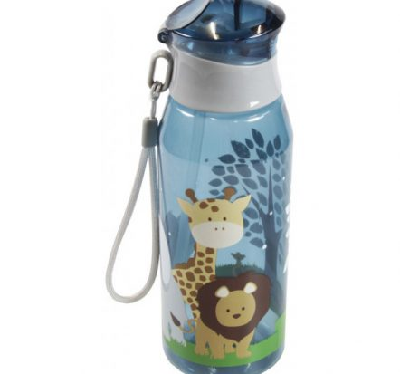 Bobble Art Safari Tritan Drink Bottle