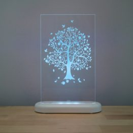 Aloka Tree LED Slim Night Light