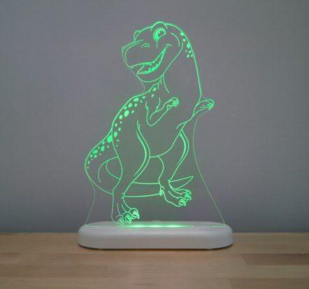 Aloka T Rex LED Sleepy Light USB Night Light with Remote