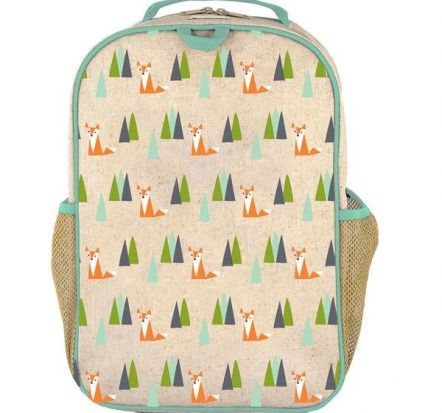 SoYoung Grade School Backpack Olive Fox