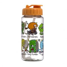 Tyrrell Katz Tritan Drink Bottle Monsters