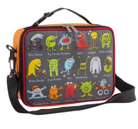 Tyrrell Katz Monsters Lunch Bag
