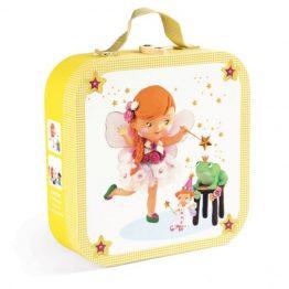 Janod Mila Fairy Suitcase Puzzle