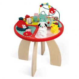 Janod Forest Activity Table