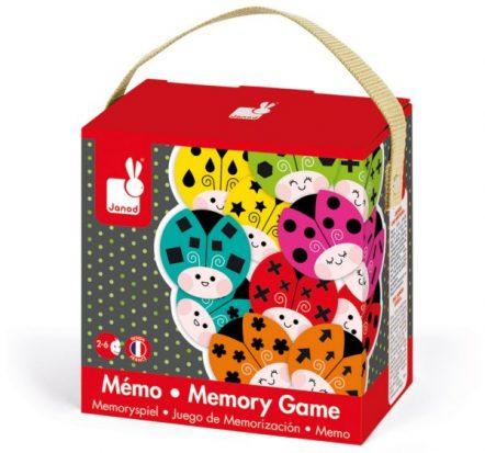 Janod Ladybird Memory Game