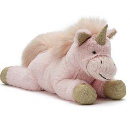 Nana Huchy Glimmer Glitter Pink Unicorn Soft Toy