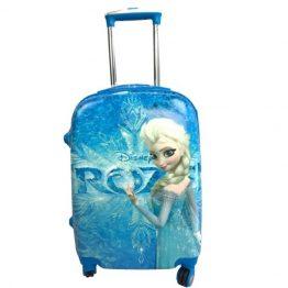 "Disney Frozen Elsa Hard Shell 20"" Suitcase"
