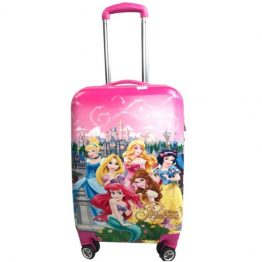 "Disney Princesses Hard Shell 20"" Suitcase"