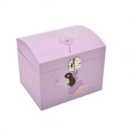 Bobble Art Fairy Musical Jewellery Box