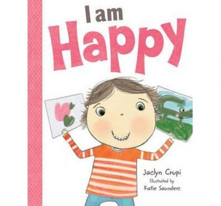 I Am Happy Picture Book