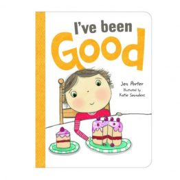 I've Been Good Picture Book
