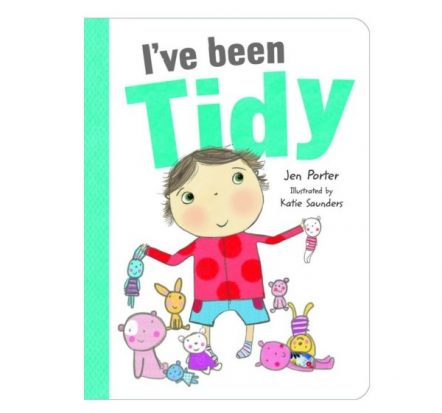 I've Been Tidy Picture Book