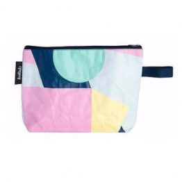 Kollab Clutch Colour Block