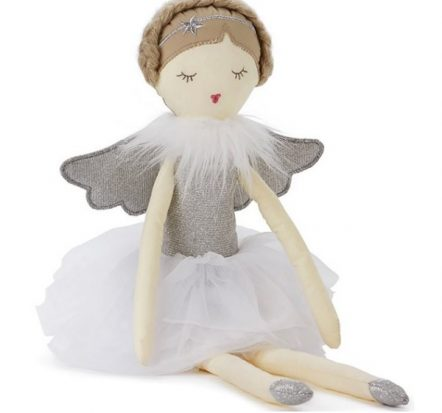 Nana Huchy Florence the Fairy White Rag Doll