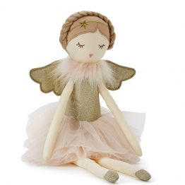 Nana Huchy Paris the Pink Fairy Rag Doll