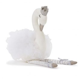 Nana Huchy Sophia the White Swan Soft Toy
