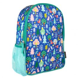Petit Collage Eco Friendly Woodland Toddler Backpack