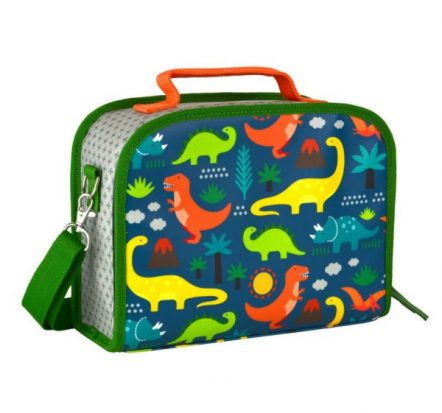 Petit Collage Eco Friendly Dinosaurs Lunch Box