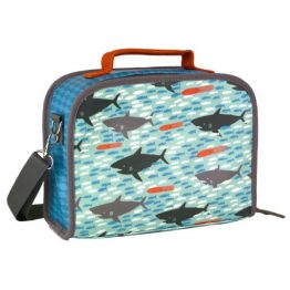 Petit Collage Eco Friendly Sharks Lunch Box
