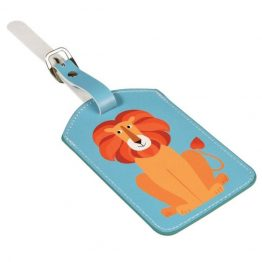 Rex London Luggage Bag Tag Lion
