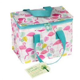 Rex London Lunch Bag Flamingo Bay