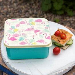 Rex London Lunch Box Flamingo Bay
