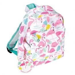Rex London Mini Backpack Flamingo Bay