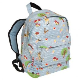 Rex London Mini Backpack Woodland