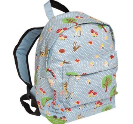 Rex London Mini Backpack Woodland