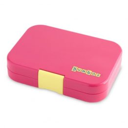 Bento Yumbox Original Leakproof Lunch Box Kawaii Pink