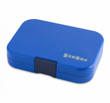 Bento Yumbox Panino Leakproof Lunch Box Neptune Blue