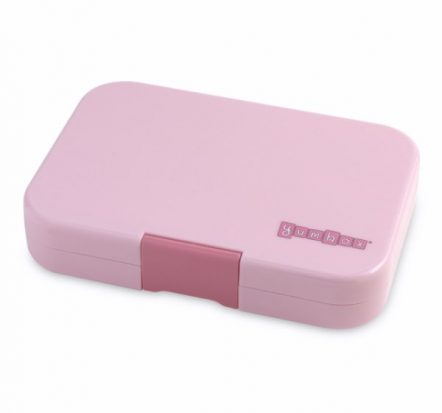 Bento Yumbox Tapas 5 Compartment Leakproof Lunch Box Amalfi Pink
