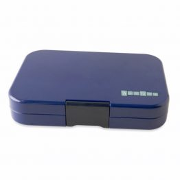 Bento Yumbox Tapas 5 Compartment Leakproof Lunch Box Portofino Blue