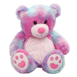 Aroma Home Rainbow Fantasy Hottie Bear