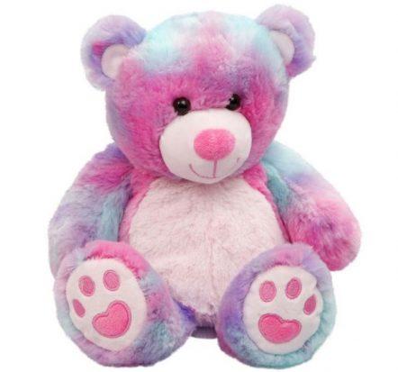 Aroma Home Rainbow Fantasy Hottie Bear
