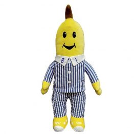 Bananas in Pyjamas Classic Cuddle Plush Soft Toy B1