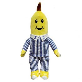 Bananas in Pyjamas Classic Cuddle Plush Soft Toy B2
