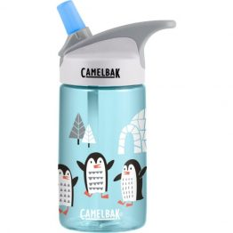 Camelbak Kids Eddy Playful Penguins Drink Bottle