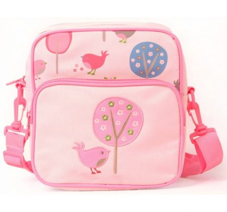 Penny Scallan Chirpy Bird Junior Messenger Bag
