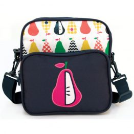 Penny Scallan Pear Salad Junior Messenger Bag