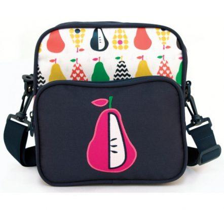 Penny Scallan Pear Salad Junior Messenger Bag